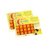 Vitamin C s rutinem AKCE 1+1