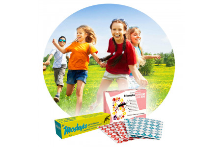 Balíček na dětský tábor