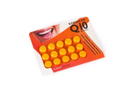 Koenzym Q10 pastilky