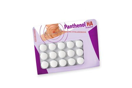 Panthenol HA pastilky