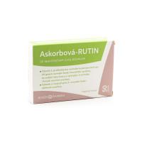 Askorbová-RUTIN - dražé se sekvenčním uvolňováním