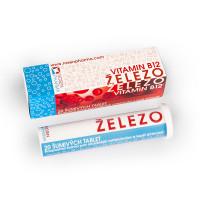 Železo - šumivé tablety