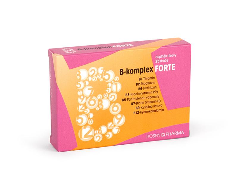 B-KOMPLEX FORTE